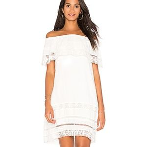 NWT Sanctuary The Lacey Dress in Milk